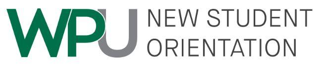 WPU New Student Orientation
